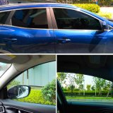 Vento decorativo di Sun dell'automobile della pellicola 100% della tinta della finestra di automobile della pellicola di vetro di controllo