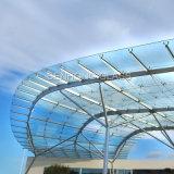 Het aangemaakte Dakraam van het Glas