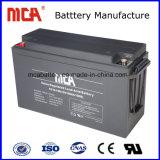 Nuevo Lanzamiento de almacenamiento de plomo ácido de la energía solar 12V 180Ah batería AGM