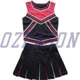 Ozeason Compression Digital Printing Pas de MOQ A Line Cheerleading Dress