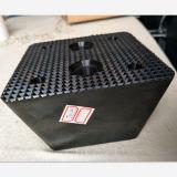 Блоки резины резиновый пусковых площадок пандуса подъема столба для вагонетки автомобиля
