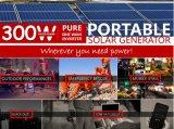 generatore solare di potere portatile del litio di 300W 270wh con il caricatore di MPPT