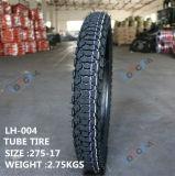 Longa vida útil chineses pneu sem câmara de motocicleta (2.50-17, 2,75-17,)