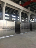 ステンレス鋼の冷蔵室