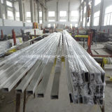 冷間圧延された継ぎ目が無いステンレス鋼の正方形の管