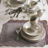 Selling caldo Glaze variopinto con Embossed Ceramic Rice Bowl