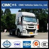 새로운 중국 Isuzu Giga 6X4, 4X2 420HP 의 460HP 트랙터 트럭 Euro5/Isuzu Giga