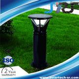 Lámpara solar del jardín de la lámpara del césped 2016 con CE del CCC