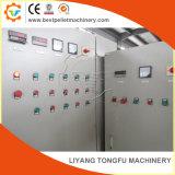 Gerades und komprimiertes überschüssiges Kühler-Abfallverwertungsanlage