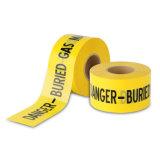 De beste Verkopende PE Materiële Barricade Band van de Voorzichtigheid van de Waarschuwing