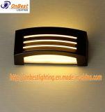 LEIDEN van de Muur van het aluminium Openlucht Lichte 18W Licht in IP65 Classificatie