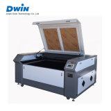 Текстильной лазерной резки/CO2 лазерная резка машины для акриловой/пластик/дерева в мастерской