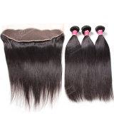 ペルーの人間の毛髪のマレーシアの速い出荷の人間の毛髪のよこ糸