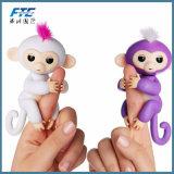 ユニコーンのFingerlingsスマートな電子猿のおもちゃ