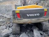 Escavatore Volvo Ec240b di condizione di lavoro da vendere