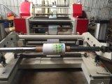 Le film en plastique et bande de papier & aluminium et de refendage de rembobinage de la machine en aluminium