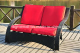 Polyrattan Outdoor Furniture Sofa Set para Móveis de Rattan