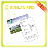 Pvc Plastic RFID Cards voor Identification Access Control