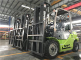 Snscの一人乗り二輪馬車のElevateur 3.5tのガソリンフォークリフトMontacargas