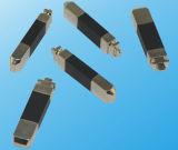 Zoll, der elektrische Stecker-Aufladeeinheits-Stifte (HS-BS-11, maschinell bearbeitet)