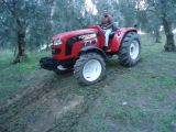 De Tractor van het Landbouwbedrijf van Lovol van Foton 4WD 50HP met Europese EPA en Euro Stadium III Certificaat