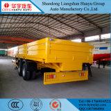 40-60 트레일러 톤 반 화물 수송기 3 차축 측벽