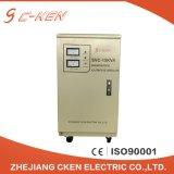 単一フェーズ高精度な15kVA AC電圧安定器