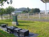 住宅および世帯の汚水処理場