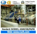 A turbina de vapor de pressão de retorno