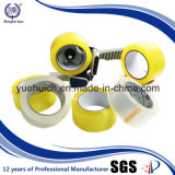 38mic 40mic 45mic Sensible a la presión Clear Packaging Tape