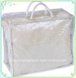 Pvc van het Embleem van de Druk van de douane en de niet Geweven Algemene Zak van de Verpakking
