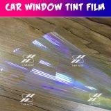 Высокие гибкие конструкции стеклянной пленки окна автомобиля представления взрыва