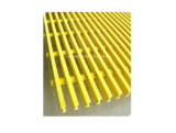 Химически упорная решетка I4015 Pultruding материала стеклоткани