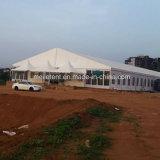 [25إكس40م] سقف خيمة بيضاء عرس فسطاط