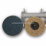 Protecção de superfície da roda de polimento de nylon para polimento em aço inoxidável