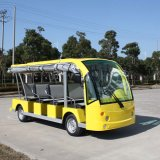 11 Places Electric Sightseeing Bus / Resort Car avec Ce Certificate Dn-11