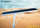 110W integrierte im Freien Solar-LED Straßenlaterne mit Fernsteuerungs