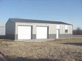 Las paredes de la mitad de la estructura de acero cochera Edificio (KXD-SSB1339)