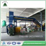 유압 수평한 포장기 기계 낭비 플라스틱 160t 포장기 서류상 포장