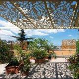 La décoration de feuille de métal perforé mailles/Plafond/filtration/grilles/de revêtement mural/isolation acoustique/pare-soleil