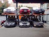 2つのポストの二重床車油圧上昇の駐車