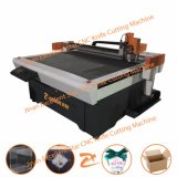 Excellent star Vibrating CNC Knife Carton Cutting Machine 1214