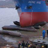 Bolsas a ar marinhas do navio da flutuabilidade para o levantamento da construção pesada
