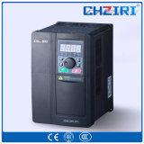 El Ce trifásico del inversor de la frecuencia de Chziri 220V 2.2kw/del ahorrador de energía/del gobernador de velocidad aprobó