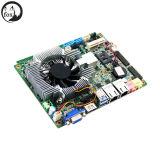 """Intel Core3 I3の手段のパソコンボードが付いているDC 12Vサーバーマザーボード1155年のソケットによって埋め込まれるMainboard 3.5 """" POSのマザーボード"""