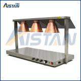 Calentador principal triple del alimento del calientaplatos del horno de la tenencia Dr-3