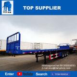 Titan Trailer-Container conteneur semi remorque avec essieu de 3