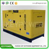 generatore diesel dei cilindri 20kVA quattro con il baldacchino silenzioso