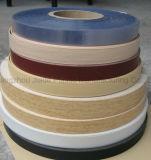 Bande de bord de PVC de bande de bordure foncée de PVC fabriquée en Chine