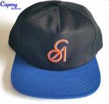 Sombrero suave Suppler del casquillo del Snapback del sombrero del panel